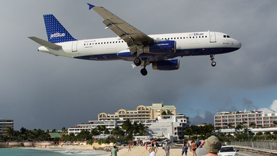 N505JB - Airbus A320-232 - jetBlue Airways
