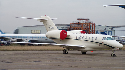 PR-LUZ - Cessna 750 Citation X - Private