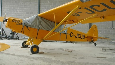 G-JCUB - Piper PA-18-135 Super Cub - Private