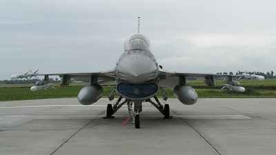 FA-71 - General Dynamics F-16AM Fighting Falcon - Belgium - Air Force