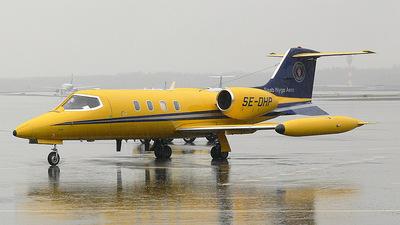 SE-DHP - Bombardier Learjet 35A - Saab Nyge Aero