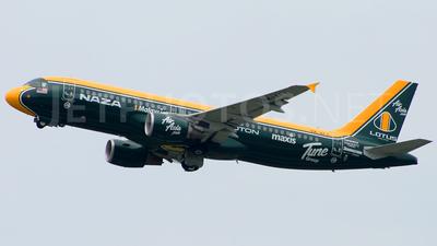 9M-AFY - Airbus A320-216 - AirAsia