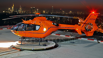 D-HZSM - Eurocopter EC 135T2 - Germany - Luftrettung