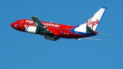 VH-VBA - Boeing 737-7Q8 - Virgin Blue Airlines