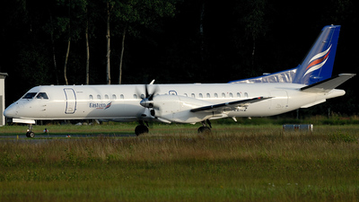 G-CERZ - Saab 2000 - Eastern Airways