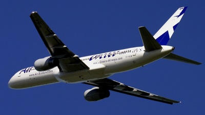 SX-BLW - Boeing 757-236 - Air Scotland (Greece Airways)