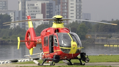 G-BZRS - Eurocopter EC 135T1 - Scottish Air Ambulance Service