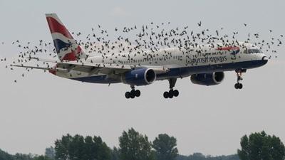 G-CPER - Boeing 757-236 - British Airways