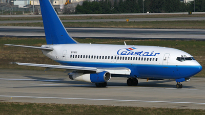 EY-533 - Boeing 737-247(Adv) - East Air