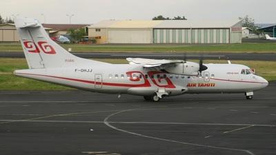 F-OHJJ - ATR 42-500 - Air Tahiti