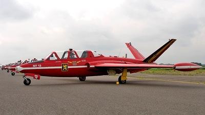 MT-13 - Fouga CM-170 Magister - Belgium - Air Force