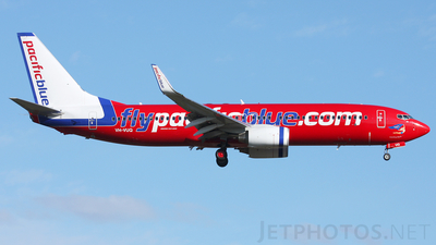 VH-VUQ - Boeing 737-8FE - Virgin Blue Airlines