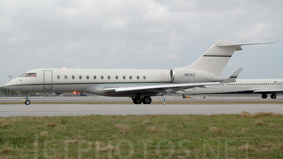N53GX - Bombardier BD-700-1A10 Global Express - York Aviation