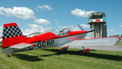 C-GCRP - Team Rocket F-1 - Private
