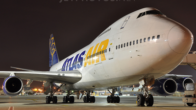 N517MC - Boeing 747-243B(SF) - Atlas Air