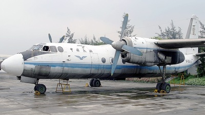B-3414 - Antonov An-24B - Civil Aviation Administration of China (CAAC)