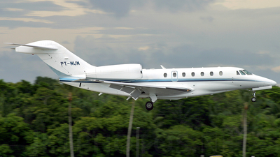 A picture of PTWUM - Cessna 750 Citation X - [7500092] - © Sergio Mendes