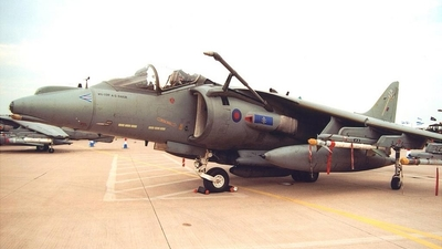 ZG858 - British Aerospace Harrier GR.9 - United Kingdom - Royal Air Force (RAF)