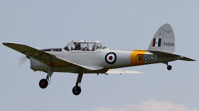 F-AZCH - De Havilland Canada DHC-1 Chipmunk - Private
