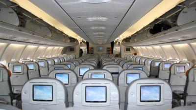 D-AIHT - Airbus A340-642X - Lufthansa