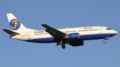 SU-ZCD - Boeing 737-3Q8 - Flash Airlines