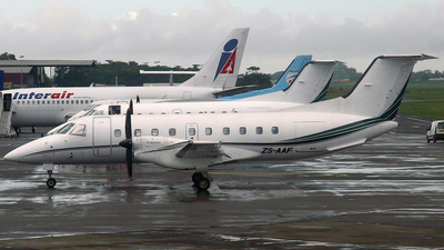 ZS-AAF - Embraer EMB-120RT Brasília - Private