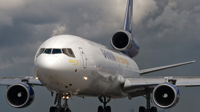 N701GC - McDonnell Douglas MD-11(F) - Gemini Air Cargo