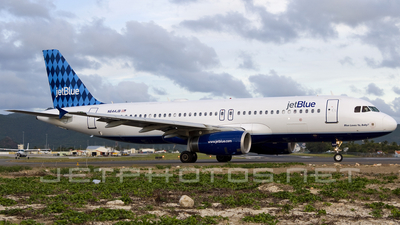 N644JB - Airbus A320-232 - jetBlue Airways