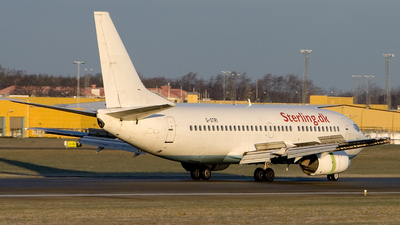 G-STRI - Boeing 737-33A - Sterling Airlines (Astraeus Airlines)