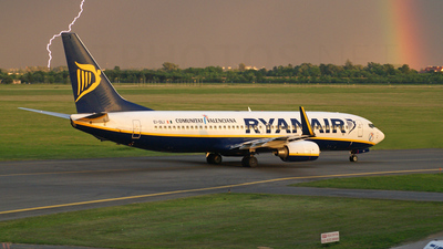 EI-DLI - Boeing 737-8AS - Ryanair