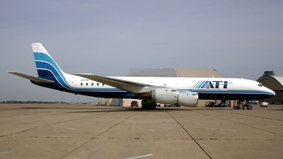 N721CX - Douglas DC-8-72(CF) - Air Transport International (ATI)