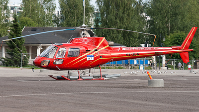 A picture of SEJBN - Airbus Helicopters H125 - [1684] - © Aleksi Hämäläinen