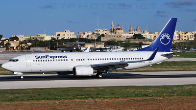 A picture of EIECD - Boeing 7378FH - [30826] - © Jonathan Mifsud