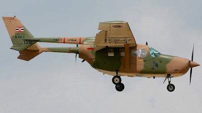 1316 - Cessna 337H Skymaster - Thailand - Royal Thai Navy