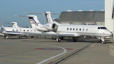 VP-CEA - Gulfstream G550 - Private