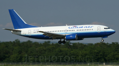 EY-536 - Boeing 737-3B7 - East Air