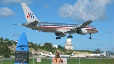 N636AM - Boeing 757-223 - American Airlines