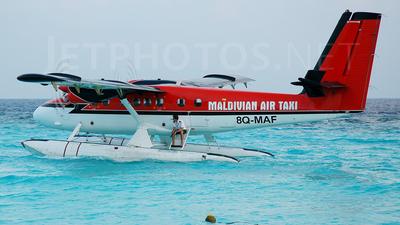 8Q-MAF - De Havilland Canada DHC-6-300 Twin Otter - Maldivian Air Taxi