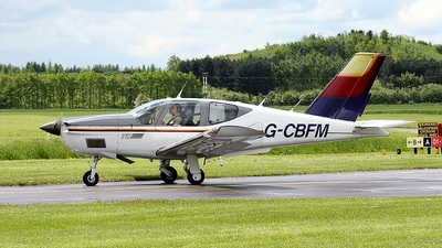 A picture of GCBFM - Socata TB21 Trinidad - [710] - © IAN CHANTLER