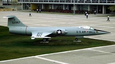55-2967 - Lockheed F-104A Starfighter - United States - US Air Force (USAF)