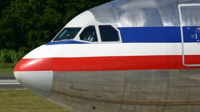 N18066 - Airbus A300B4-605R - American Airlines