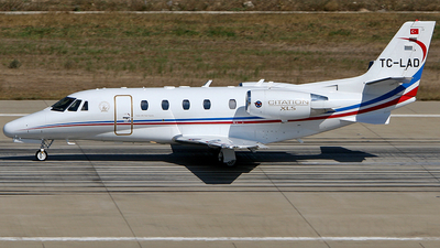 TC-LAD - Cessna 560XL Citation XLS - Turkey - State Airports Authority (DHMI)