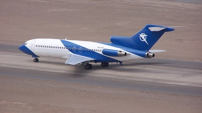 3C-LQC - Boeing 727-22 - Air Guinea