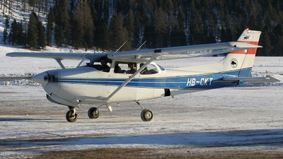 HB-CKT - Cessna 172RG Cutlass RG - Flying Ranch