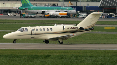 G-OODM - Cessna 525A CitationJet 2 - Hangar 8