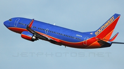 N368SW - Boeing 737-3H4 - Southwest Airlines