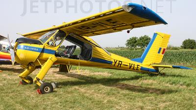YR-VLE - PZL-Okecie 104 Wilga 35A - Romanian Airclub