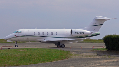 N375WB - Bombardier BD-100-1A10 Challenger 300 - White Birch Aviation