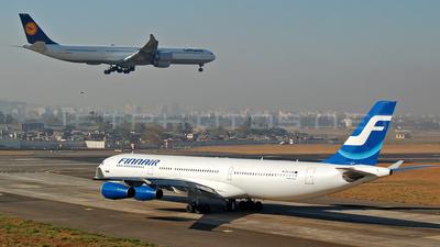 OH-LQA - Airbus A340-311 - Finnair