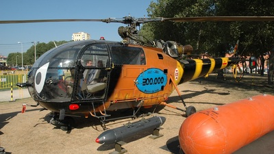 19372 - Sud-Est SE.3160 Alouette III - Portugal - Air Force